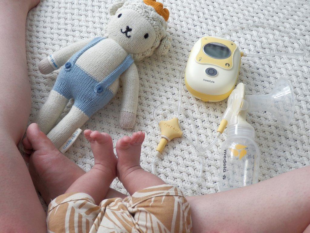 MY TOP TIPS FOR BREASTFEEDING BABY #2